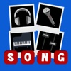 4 Pics 1 Song - Music Pop Quiz For Guess The Song Game!