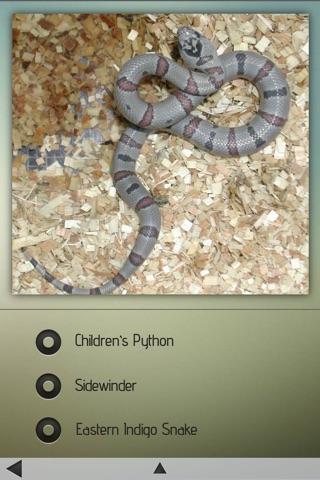 Snakes-Encyclopedia screenshot 4