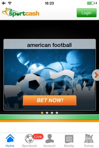 sportcash app