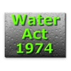 Water (prevention and control of pollution) act of 1974