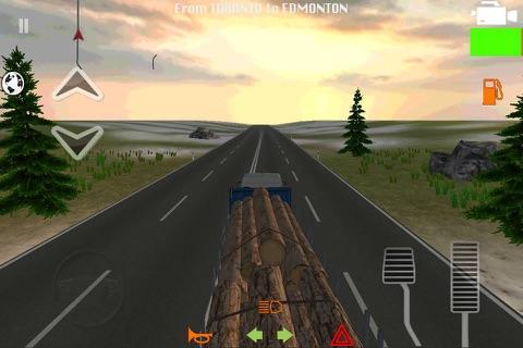 Truck Driver 3D Pro screenshot 2