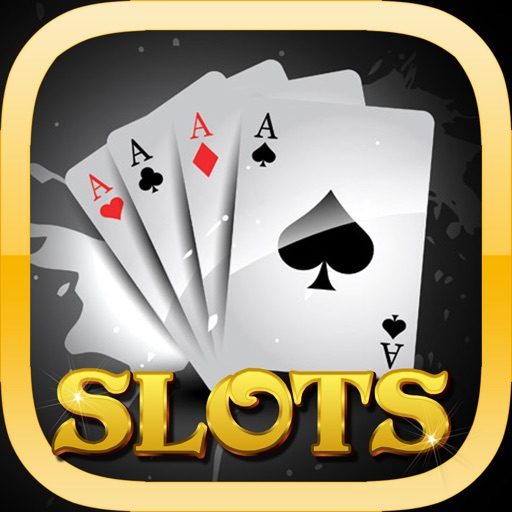 About Cards Slots - 3 Games in 1! Slots, Blackjack & Roulette iOS App