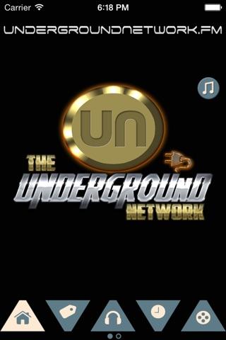 UndergroundNetwork.fm screenshot 4