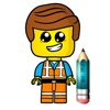 Art Tutorials For Lego Movie