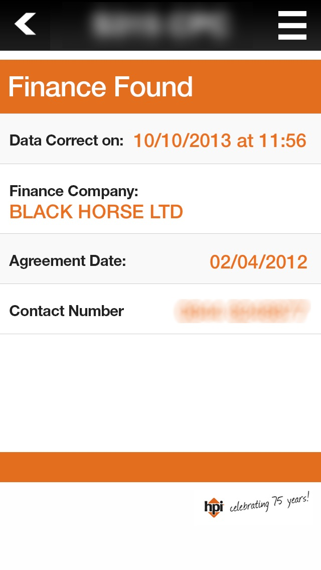 download HPI Check appstore review
