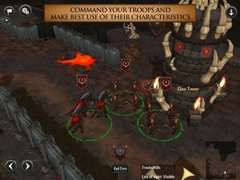 Hell: Fight for Gilrand Screenshot