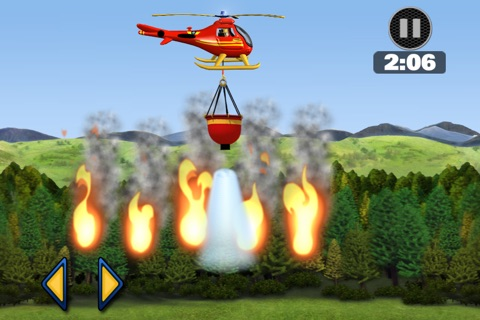 Fireman Sam - Fire & Rescue screenshot 1