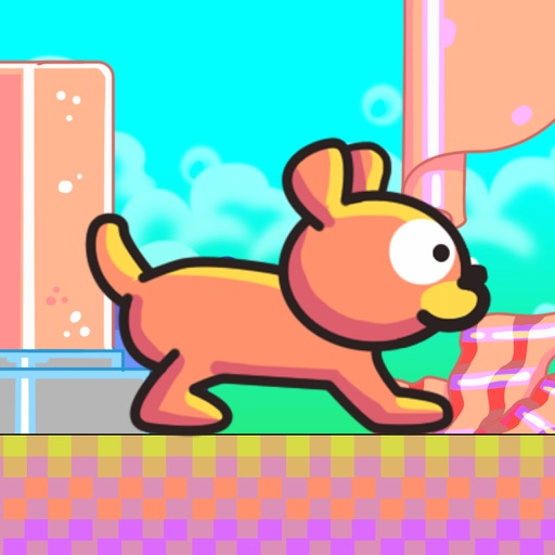 Meat Dog – Platform Dog Silly Game iOS App