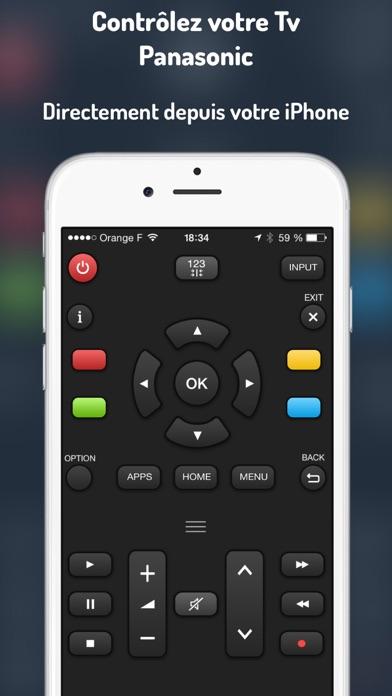 download Panatéléc : Télécommande pour TV Panasonic apps 2