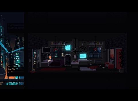 Peter Moorhead's Murder Screenshot