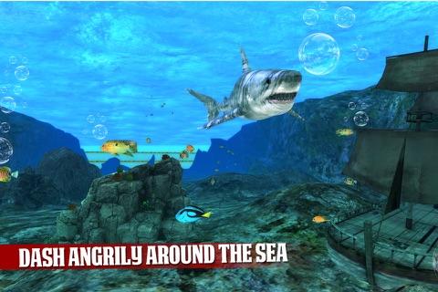 Angry Shark Revenge 3D screenshot 3