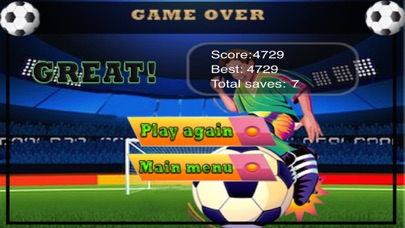 download Football Goalie - Soccer Penalty Shootout apps 0