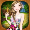 Rainbow Dress Up Game For Girl's