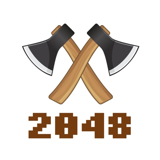 Lumberjack 2048 - Don't Crash On The Wrong Numbers iOS App