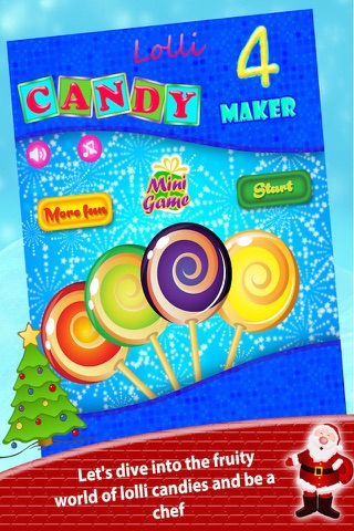 Lolli Candy Maker4-Pop Fun screenshot 1