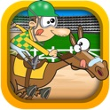 Crazy Horse Racer - fun pony run race derby action for girls and boys FREE icon