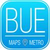 Buenos Aires Guía de Viaje con Mapas Offline Hoteles y Restaurantes