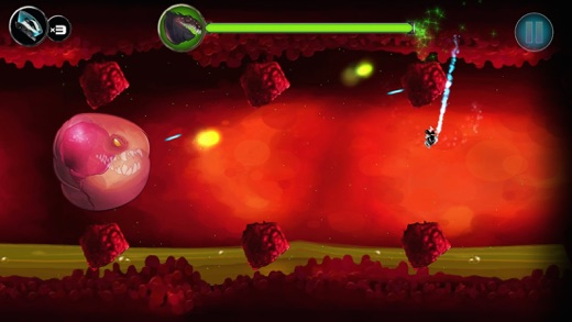 Gravity Badgers Screenshot
