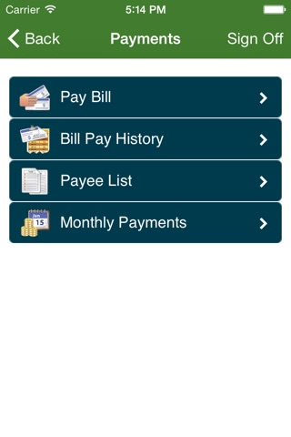 Credit Union of the Rockies Mobile Banking screenshot 4