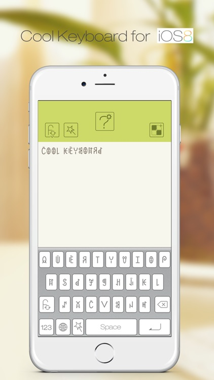 Cool Keyboard Free Fantastic Fontssymbols And Emojis Keyboards By