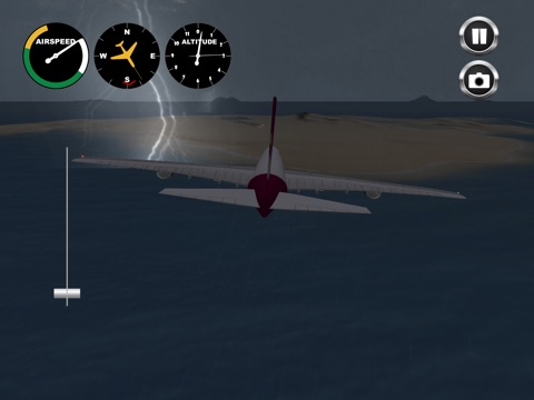 Screenshots of Airplane! for iPad