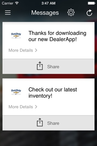 David Stanley Chevrolet screenshot 3