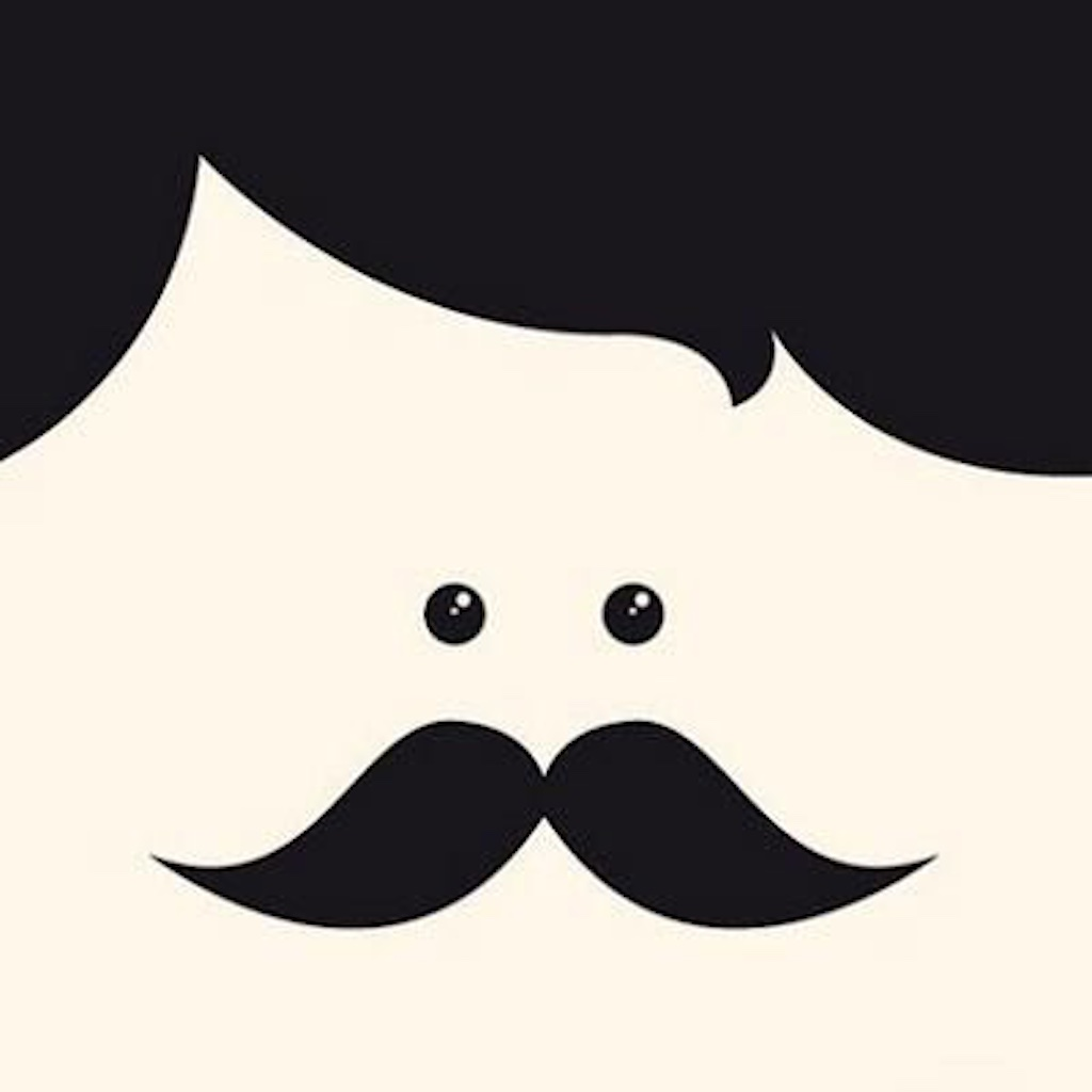 App Icon Funny Mustache Wallpapers