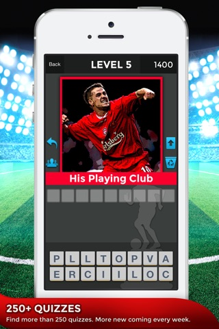 Football Quiz Ultimate 3 screenshot 4