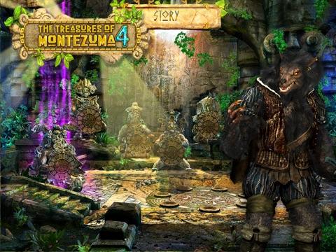The Treasures of Montezuma 4 HD Screenshot