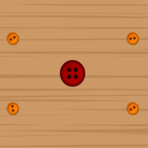 Bounce Button - for iPhone and iPad iOS App