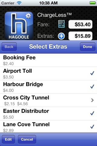 Taxi Cash Register screenshot 3