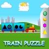 Züge Puzzle kostenlose Bildung Jigsaw Spiele