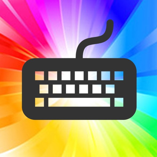 Keyboard Themes: Custom colors, cool fonts, and personalize new backgrounds for iPhone, iPad, iPod iOS App