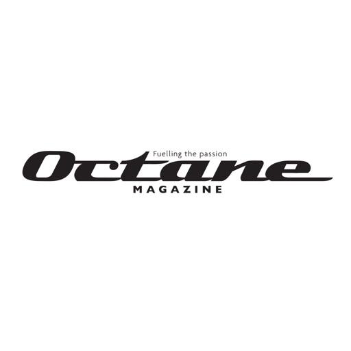 Octane Magazine Replica iOS App