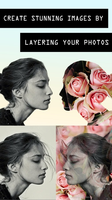download Layered Pro - Photo Mask, Split & Blend Editor for Instagram apps 1