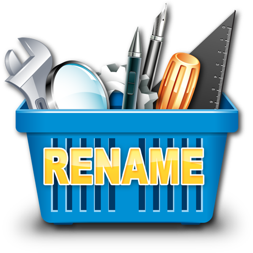 Rename - Batch rename files, file extensions and camera photos