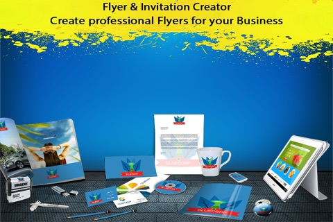Flyer & Invitation Creator screenshot 1