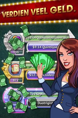 Tap It Big : Casino Empire screenshot 3