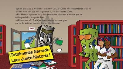 download El orgullo del jonrón: Leer con la Tribu apps 1