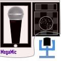 MegaMic Microphone Megaphone AUX