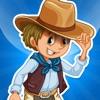 活躍!遊戲為幼兒了解牛仔,印第安人和西部荒野