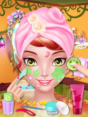 Magical fairies four seasons beauty salon on the app store for 4 seasons beauty salon