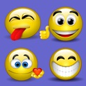 Emojis Keyboard New - Animated Emoji Icons & Emoticons Art Added For Texting Free icon