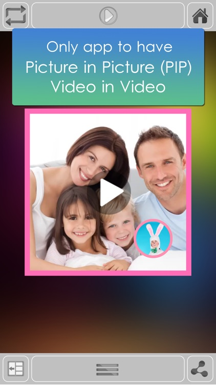 Vidpic Video Collages Maker With Multiple Videos Music For Youtube