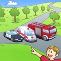 Amazing Cars Free - 子供向絵本 icon