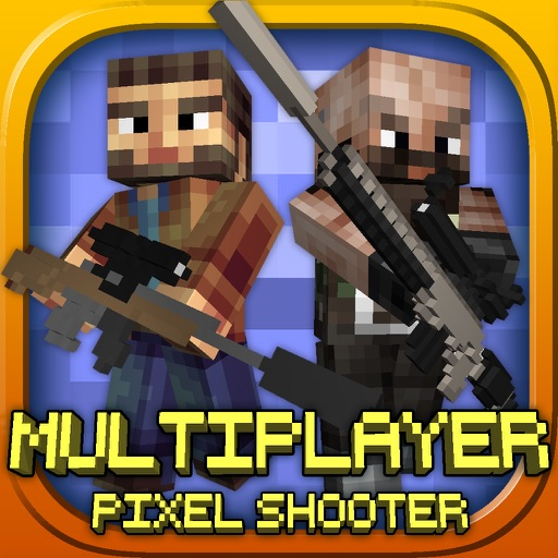 Block Attack - Survival Hunter Shooter Mini Pixel Game with Multiplayer iOS App