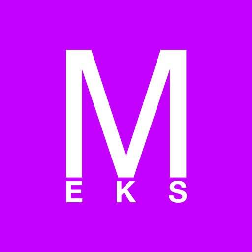 MEKS - The Last Social Networking App You'll Need. Disappearing Messages, Meet People iOS App