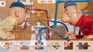 ジグゾーパズル パットとマット キッズ 幼... screenshot1
