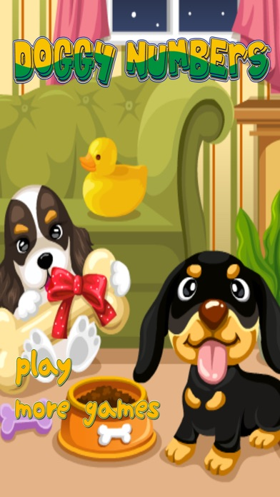 download Doggy Numbers – Puzzle game with funny dogs for sweet little kids apps 1