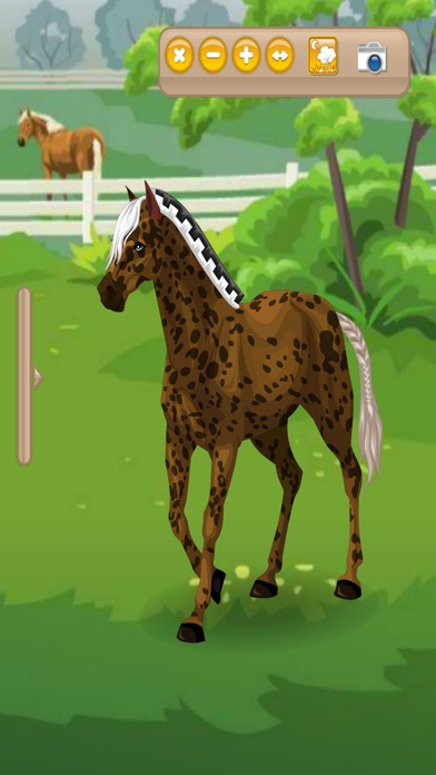 download Mary's Horse Dress up 2 - Dress up  and make up game for people who love horse games apps 0